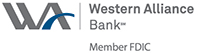 Western Alliance Bank logo