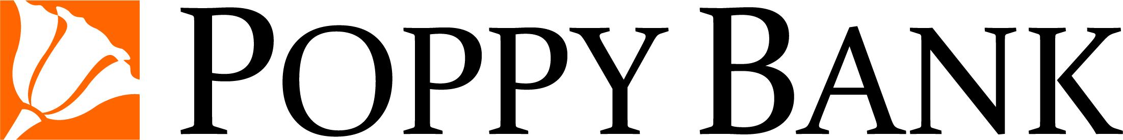 Poppy Bank logo